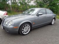 2005 54 reg jaguar s-type se 2.7 diesel auto mot s h 2 set of keys ex we car £1995