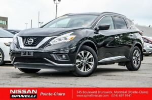 "2016 Nissan Murano SV AWD NAVIGATION PANORAMIC SUNROOF 18"""" MAGS"