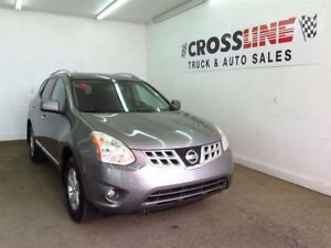 2013 Nissan Rogue S