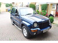 Jeep Cherokee 2.5 TD Good Condition - Top Spec - Service History - Mot - 4x4 - 4WD
