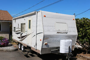 Fleetwood Mallard Trailer For Sale
