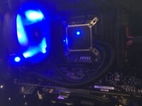 i7 5820K 6 CORE GAMING PC