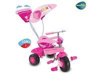 Kids pink trike for sale