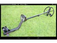 Minelab se Pro. With full band spectrum multi frequency metal detector