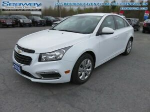 2016 Chevrolet Cruze Limited LT LIMITED   - $100.68 B/W