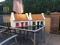 Garden cottages
