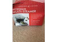 Lakeland microwave multi steamer