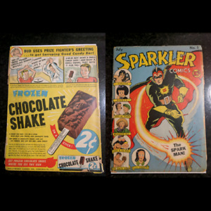 Golden age comic books for sale classic covers