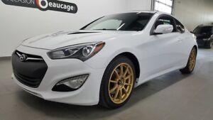 2014 Hyundai Genesis Coupe Premium, navigation, cuir, toit ouvan
