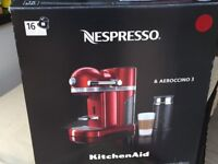 Kitchen Aid Artisan coffee machine