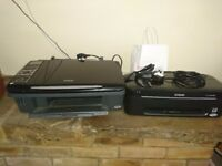 2 Epson printers for spares or repair
