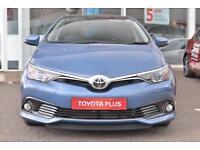 Toyota Auris D-4D DESIGN (blue) 2016-07-29