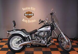 2007 Harley-Davidson ST-Softail Custom
