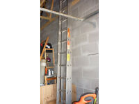 extending aluminium ladders