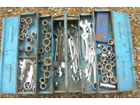 Large Collection of Sockets and Spanners