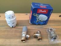 Thermostatic Radiator Valve Kit