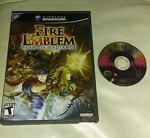 Selling Fire Emblem: Path of Radiance for gamecube
