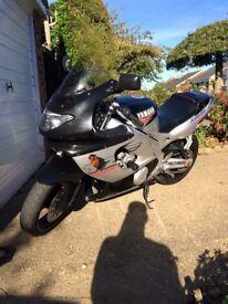 Yamaha yzf600 thundercat