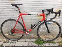 Custom built Cannondale CAAD5 road bike