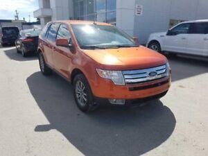 2008 Ford Edge SEL  - $137.58 B/W