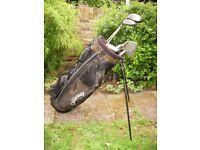 Wilson Golf Clubs. . . Ideal For A Beginner