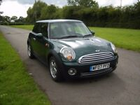 2007 MINI Hatch 1.4 One. 6 Speed with Full Service History and 2 Lady Owners