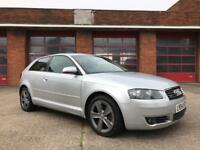 2004 AUDI A3 SPORT 3.2 DSG AUTOMATIC IMMACULATE CAR FULL SERVICE HISTORY