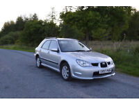 2007 Subaru Impreza R Estate – 1 Lady Owner, Very Low Miles, Excellent Service History