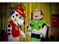 Party entertainers, Childrens Character Mascots, events, weddings, parties, princess, superhero