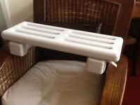 Brentwood Bath Seat: a bath seat with a 30 stone weight rating