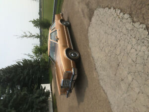 1979 Ford Thunderbird 5L 302 Coupe (2 door)