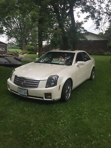 2004 Cadillac CTS 3.6L certified