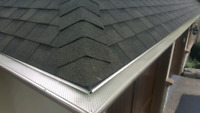 LEAFGUARD.....VERY FAIR PRICES ...FREE EAVES CLEANING