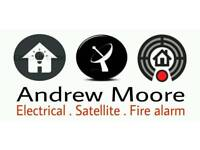 Electrician belfast Electrical satellite and fire alarm