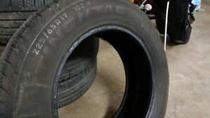 Continental - Cross Contact Tires