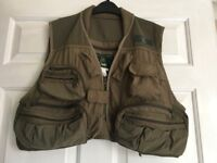 Genuine Orvis fishing vest Size S up to 40 inch chest