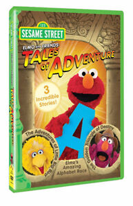 Sesame Street: Elmo and Friends (DVD) - Tales of Adventure