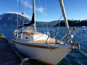 1974 Classic Ericson 27 Sloop for sale