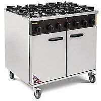 6 Burner Cooker New EN 239