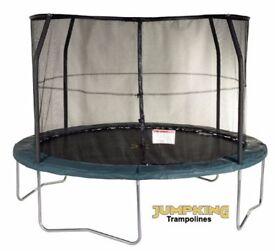 JumpKing 10ft Jumppod Select Trampoline