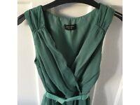 Principles Green evening dress
