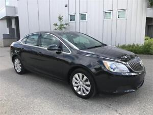 2015 BUICK VERANO 66KM BLACK ON GRAY
