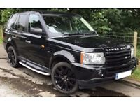 RANGE ROVER SPORT 4.2L SUPERCHARGED ***7 SEATER*** MEGA LOW MILES 4x4 4WD