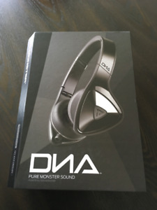 DNA Pure Monster Sound Headphones