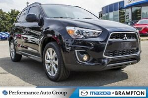 2014 Mitsubishi RVR GT|LEATHER|NAVI|CAM|HTD SEATS