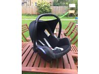 Maxi-Cosi Cabriofix car seat for infants and babies