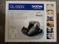 Brother QL-580N Label maker
