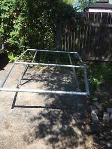Boat rack for 1/4 ton