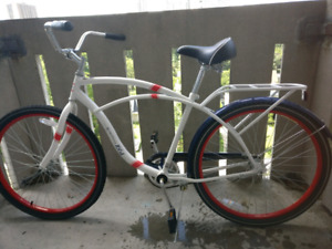 Kronenbourg themed adult bike - new