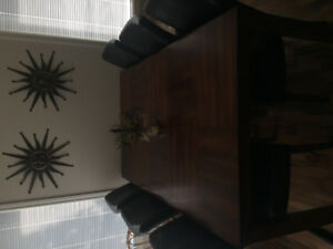 Dining table set!